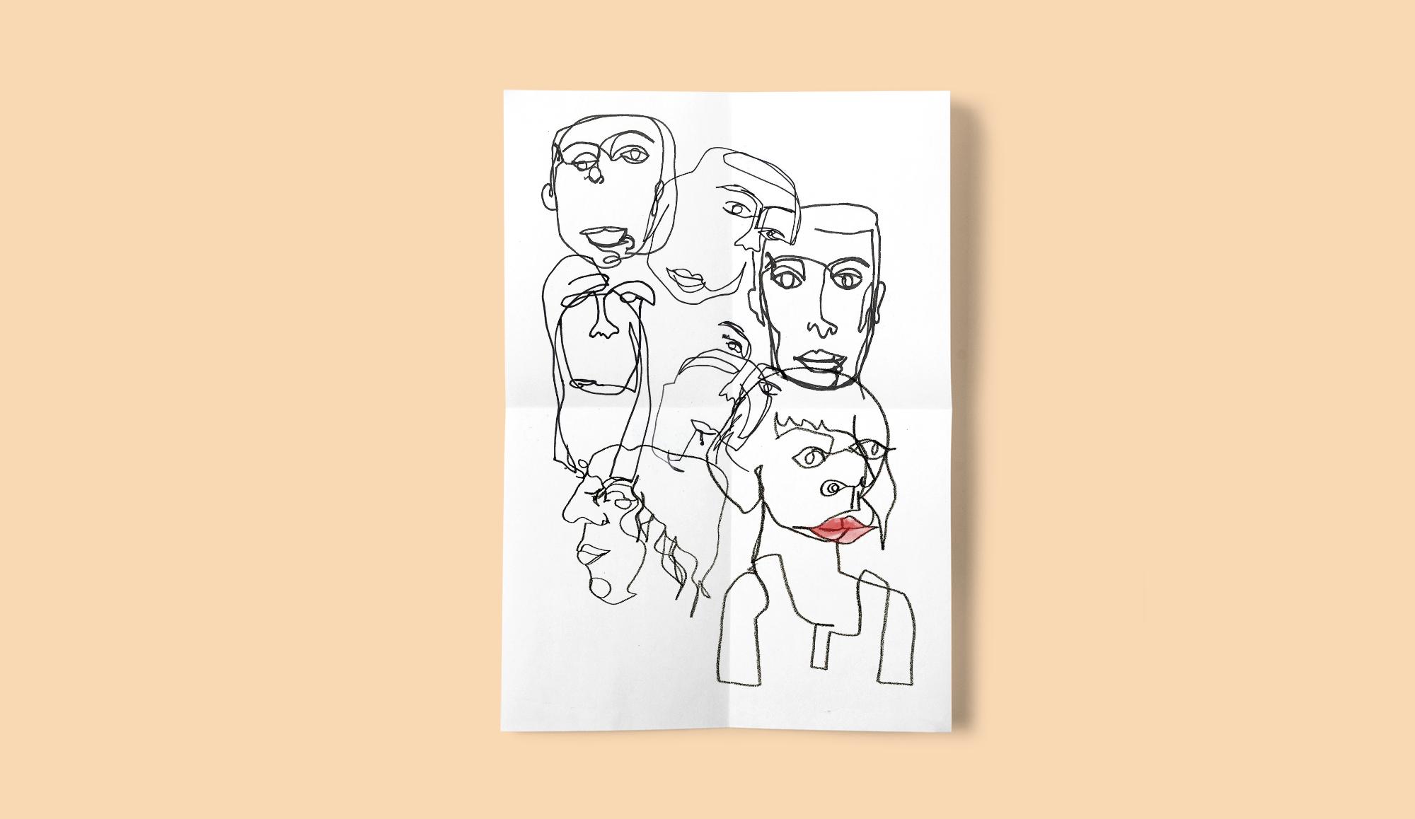 Faces-Illustration-ElmiDesign