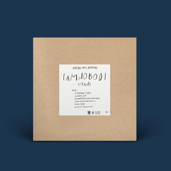 Iamnobodi-JakartaRecords-ElmiDesign